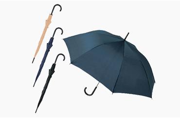 逆さ向いても壊れにくいジャンプ傘